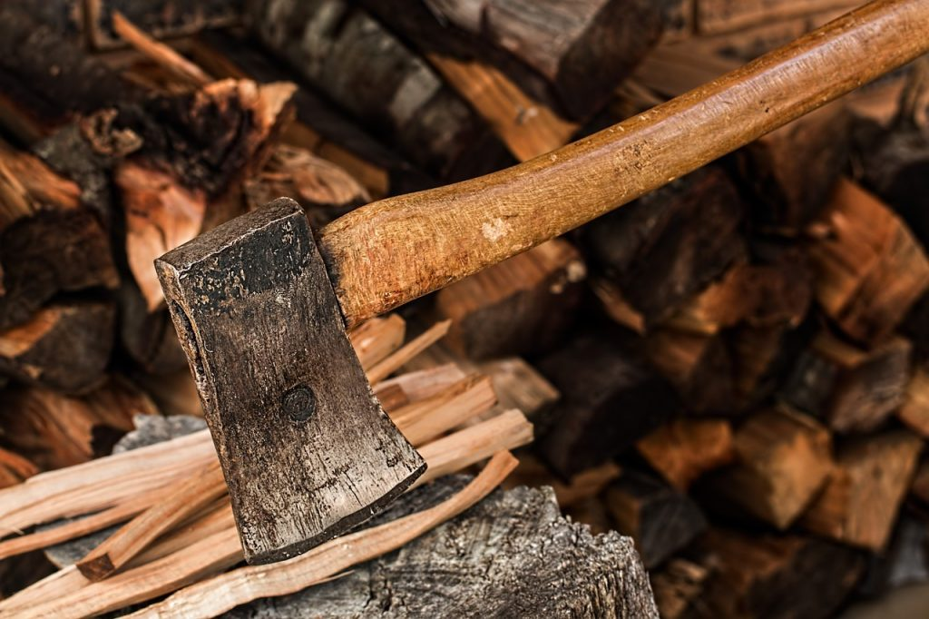 Holzspalter Alternative