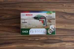 Bosch IXO Verpackung
