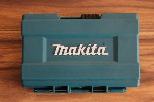 Werkzeugkoffer bestückt Makita