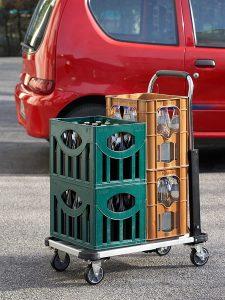 Transportwagen für Getränke