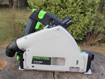 Festool TS 55 REBQ Plus FS