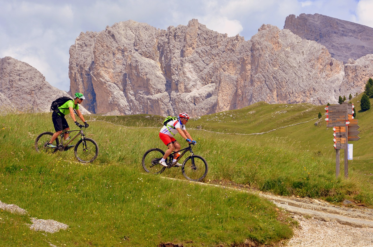 Fahrradtour am Männertag