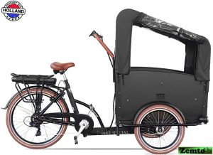 Bakfiets Vogue Troy 2020