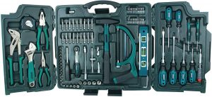 Werkzeugkoffer bestückt
