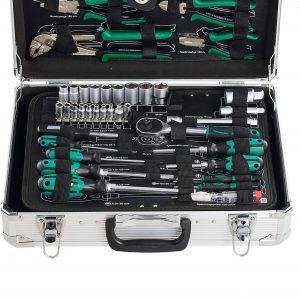 Werkzeugkoffer mit Werkzeug
